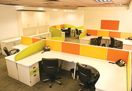 Serviced Office - Fully Furnished Space