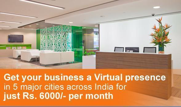 Discount on Virtual Office Usage by Vatika Business Centre