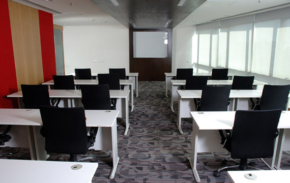 Training and Conference Rooms.