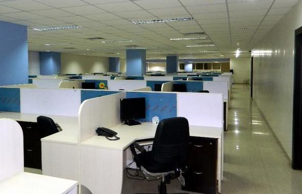 Furnished Office Space on Lease