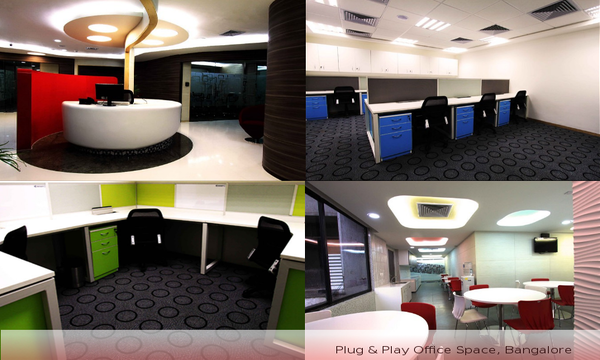 Business Centre with Furnished Office Space