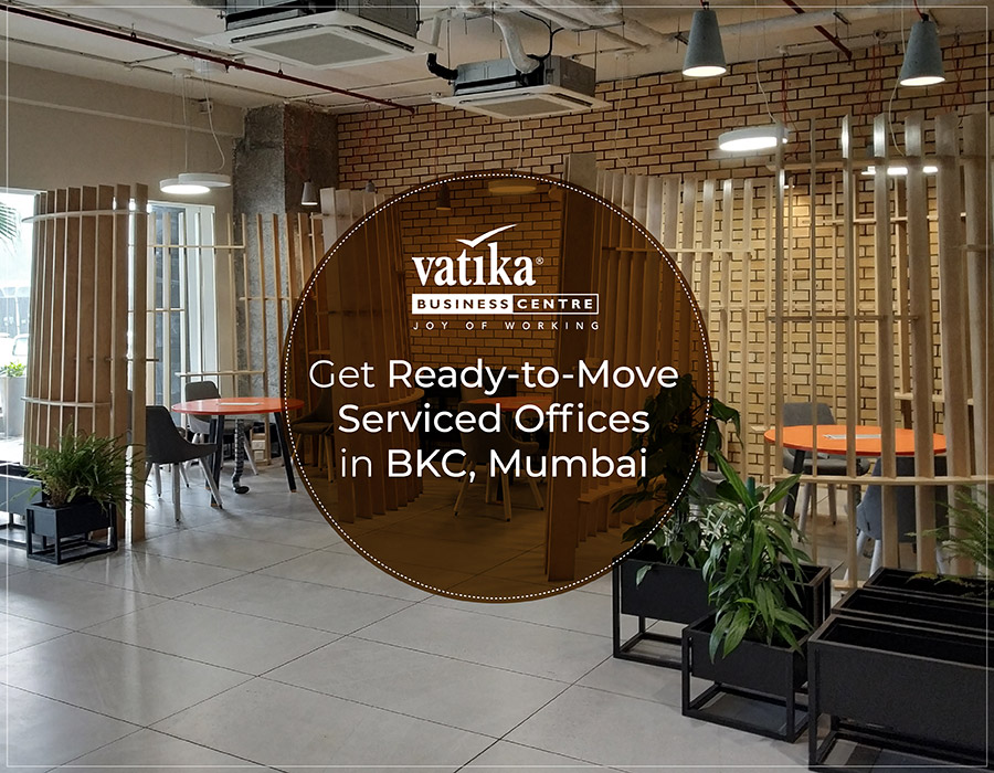 Ready-to-Move Serviced Offices in BKC, Mumbai