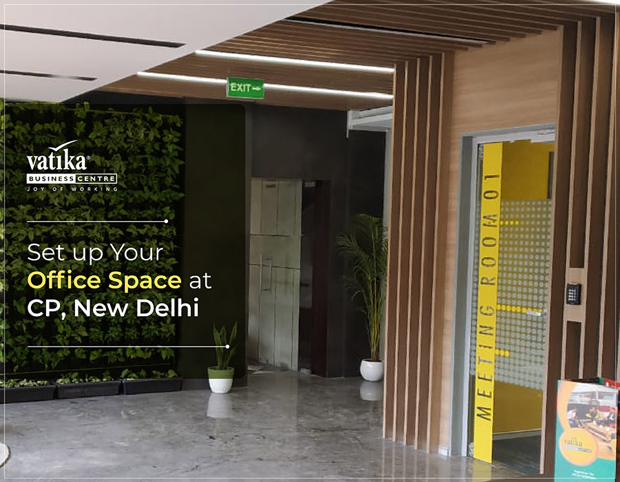 Ideal Office Space For Corporates At CP, New Delhi