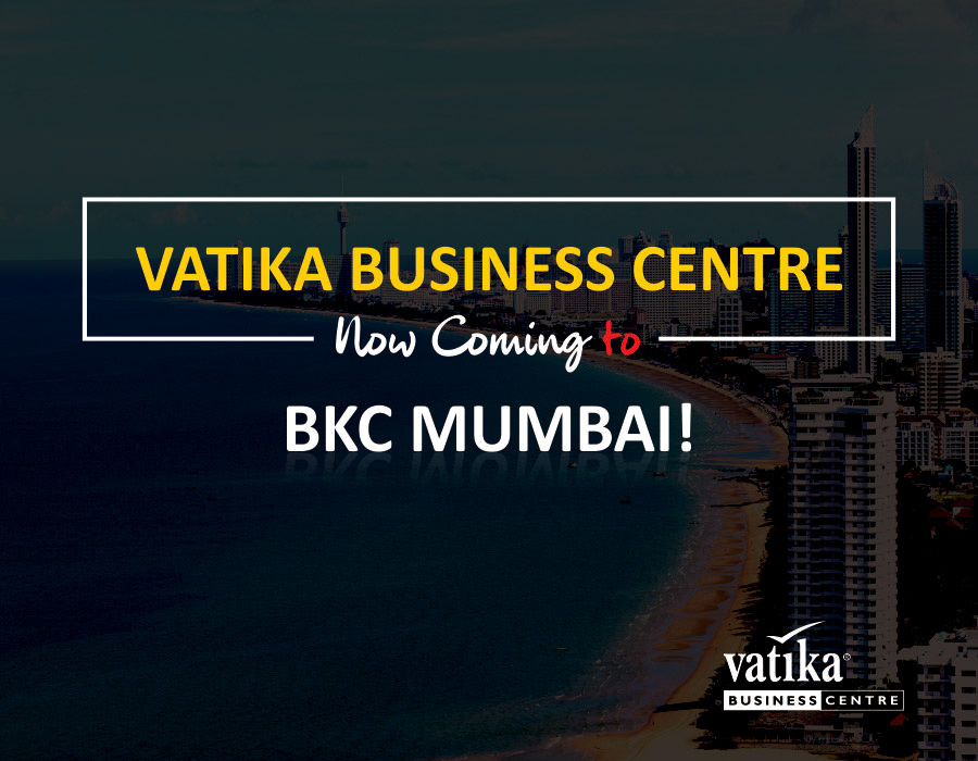VBC LAUNCHING ANOTHER BUSINESS CENTRE AT BKC MUMBAI