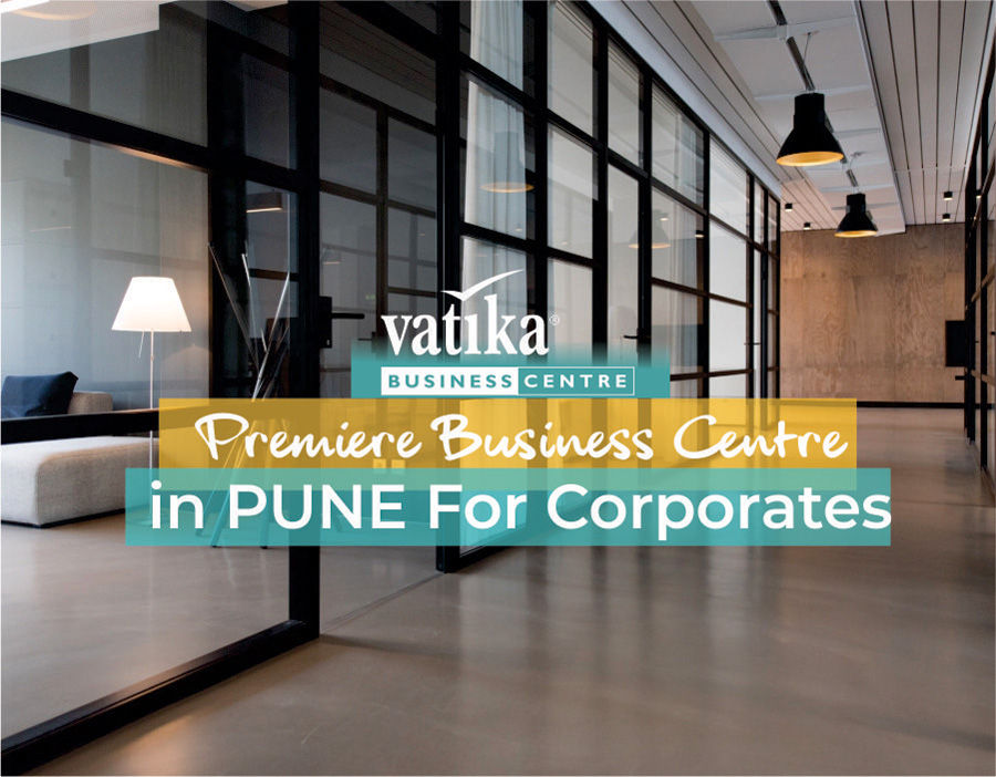 Vatika Business Centre at Tech One Park, Pune