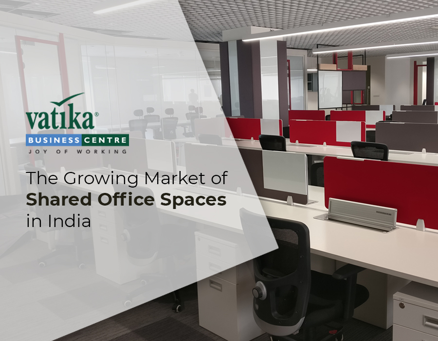 The Growing Market of Shared Office Spaces in India