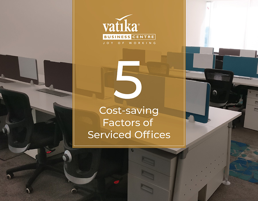 5 cost saving factors of serviced offices